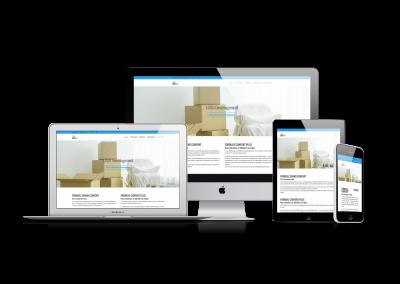 Site web déménagement