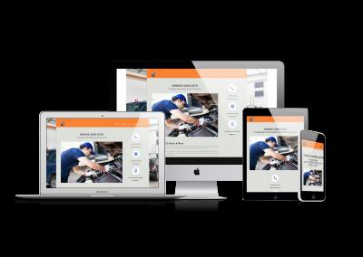 Site web garageauto