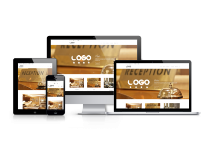 Site web hotel